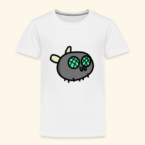 Turquoise Fly - Kids' Premium T-Shirt