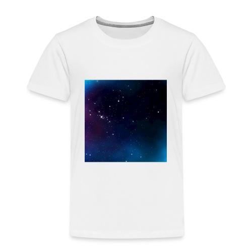 galaxy - Premium-T-shirt barn