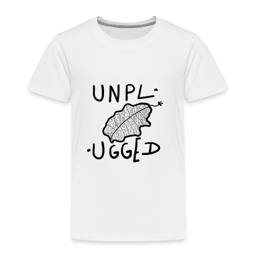 UNPLUGGED 2 - T-shirt Premium Enfant
