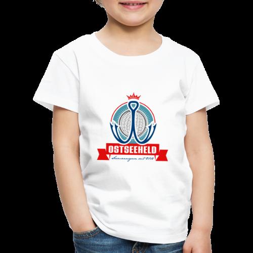 geweihbär Ostseeheld - Kinder Premium T-Shirt