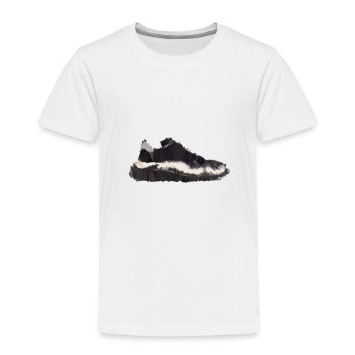 LIT SNEAKER - Kinder Premium T-Shirt