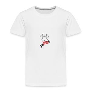 Hundepfote Haustierhero - Kinder Premium T-Shirt