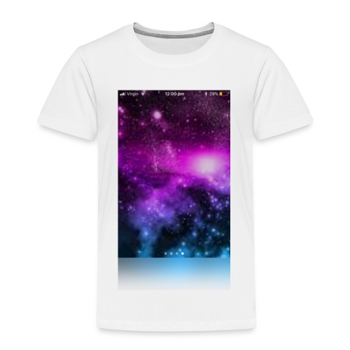 Galaxy long sleeved t-shirt kids - Kids' Premium T-Shirt