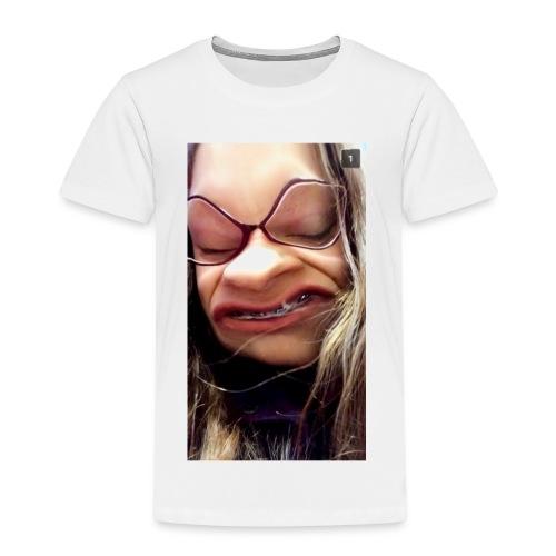 Im too bootifol - Premium T-skjorte for barn