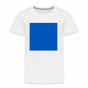 Blue - Premium-T-shirt barn