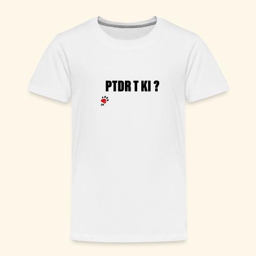 Sheinlho - T-shirt Premium Enfant