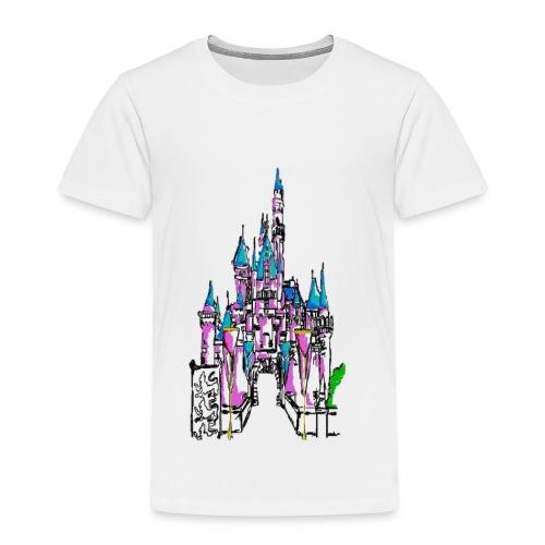 Fairy Tale Castle - Kids' Premium T-Shirt