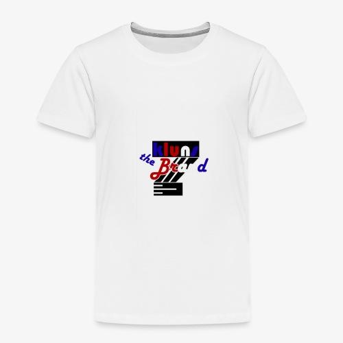 kluns the brand retro - Børne premium T-shirt
