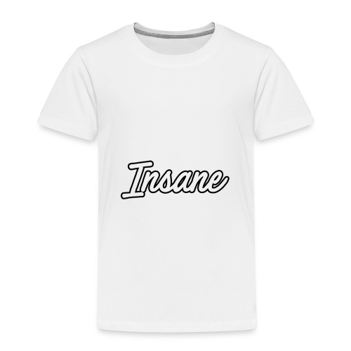 Insane - T-shirt Premium Enfant