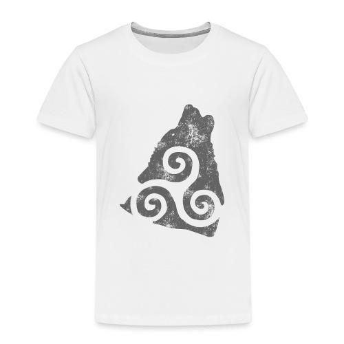 wolfcelt - Camiseta premium niño