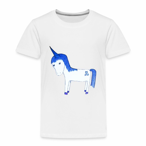 Einhorn Lilly - Kinder Premium T-Shirt