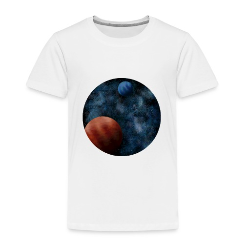 Space - Kinder Premium T-Shirt