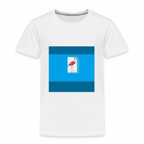 Flamingoscotteri - Maglietta Premium per bambini