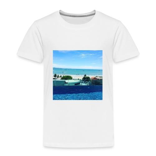Thailand pattaya - Børne premium T-shirt