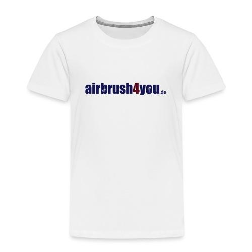 airbrush4you.de - Kinder Premium T-Shirt