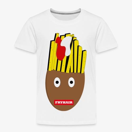 Fryhair Logomund - Kinder Premium T-Shirt