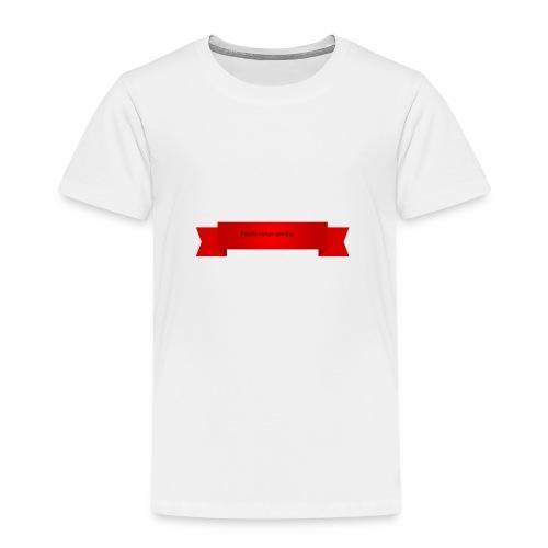 Fcg shop - Premium-T-shirt barn