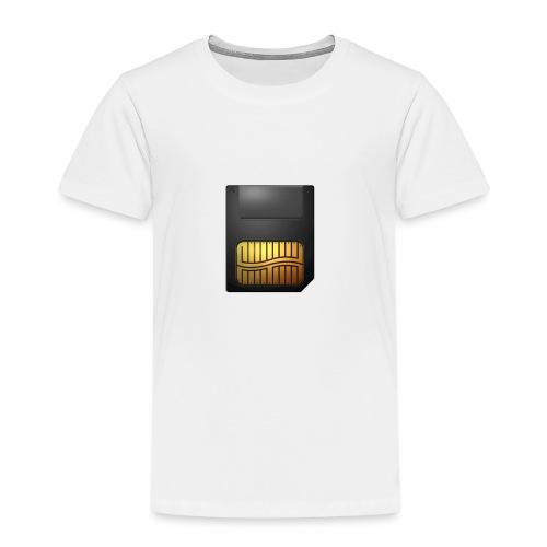 Speicherkarte - Kinder Premium T-Shirt