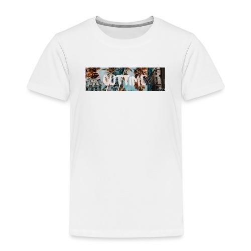OutTime Capture IT Merch design - Kinder Premium T-Shirt