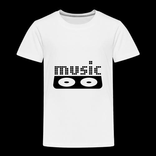 consola dj - Camiseta premium niño
