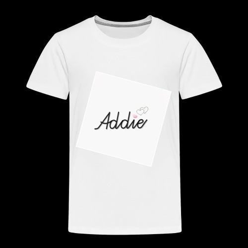 Addie clothing + accessories - Premium-T-shirt barn