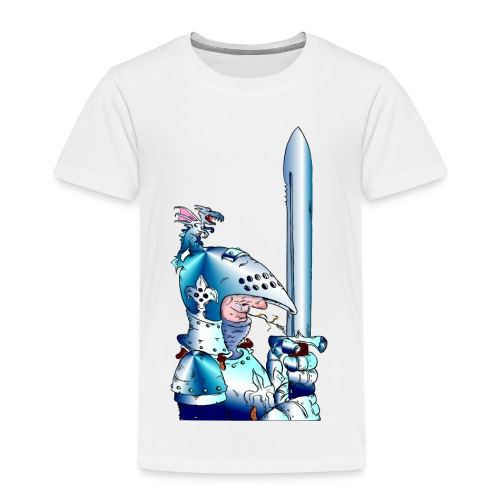 Ritter mit Schwert 2 - Kinder Premium T-Shirt