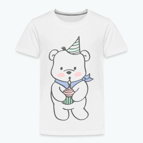 Geburtstagsbär - Kinder Premium T-Shirt