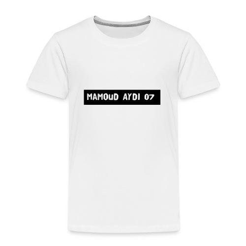 T-shirt - Premium-T-shirt barn