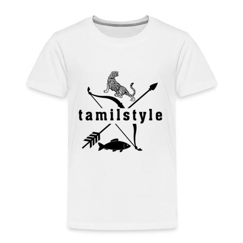 tamilstyle - Kinder Premium T-Shirt