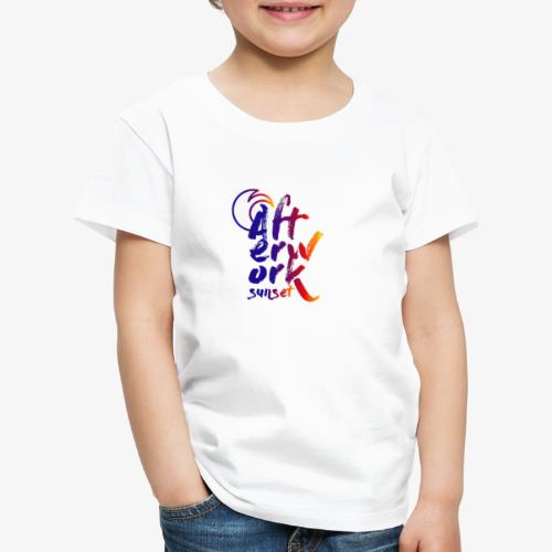 Afterwork Sunset - Kinder Premium T-Shirt