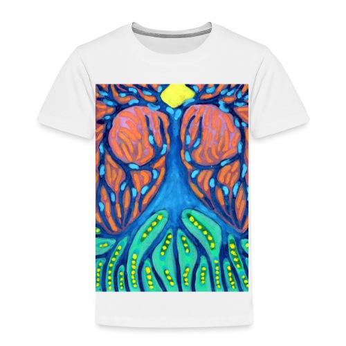 Drapiężne Drzewo - Koszulka dziecięca Premium