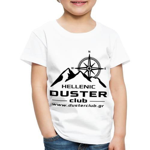 DUSTER TELIKO bw2 - Kids' Premium T-Shirt