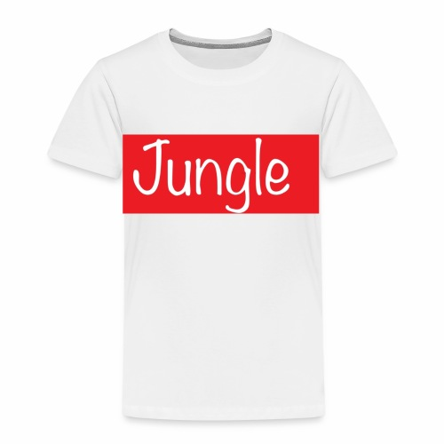 Jungle box logo - Kinderen Premium T-shirt