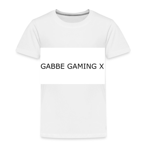 Namnloes ggx 2 2 - Premium-T-shirt barn