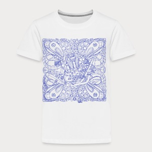 V Twin • Under My Skin • - T-shirt Premium Enfant