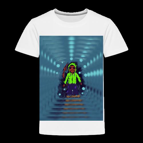 Warrior of light - Camiseta premium niño