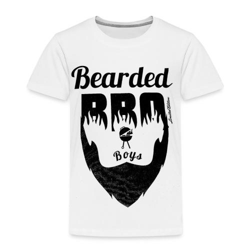 Berded BBQ Boys BLack Edition - Kinder Premium T-Shirt