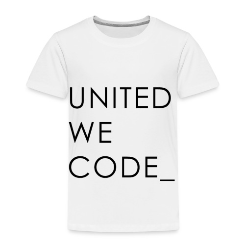 United We Code - T-shirt Premium Enfant