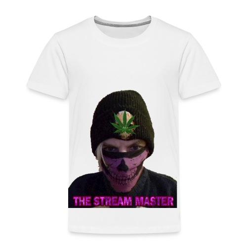 420 stream master - Kids' Premium T-Shirt