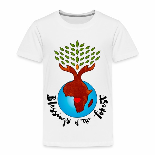 Blessings Of The Forest - Kids' Premium T-Shirt