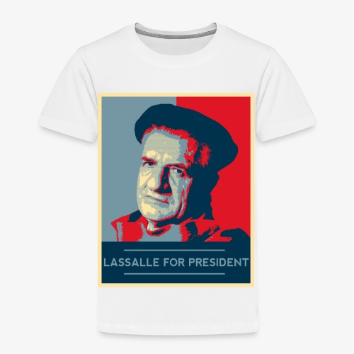 Lassalle-Obama For President - T-shirt Premium Enfant