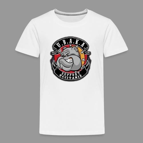 UBAKA Occitanie Support - T-shirt Premium Enfant