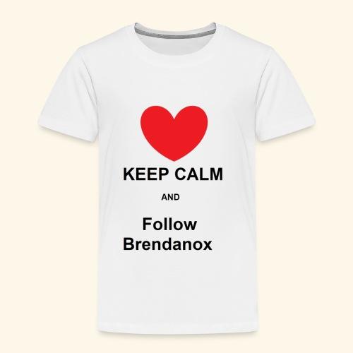 Follow Me - Kinder Premium T-Shirt
