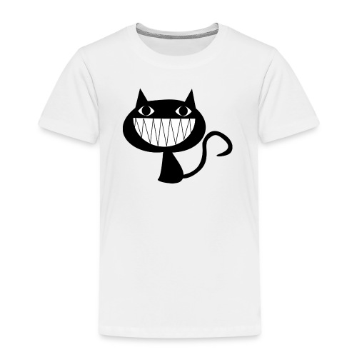 Happy cat - T-shirt Premium Enfant