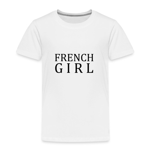 Vêtements - FrenchGirl - T-shirt Premium Enfant