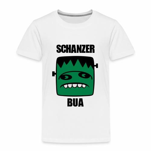 Fonster Schanzer Bua - Kinder Premium T-Shirt