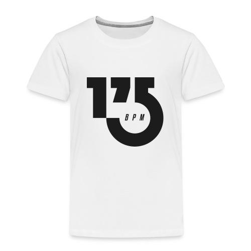175BPM BIG BLACK - Koszulka dziecięca Premium