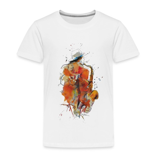 Jazz men - T-shirt Premium Enfant