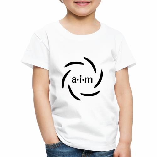 AIM Logo - Kinder Premium T-Shirt