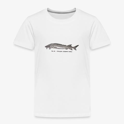 Esturgeon-Fig.38 - T-shirt Premium Enfant